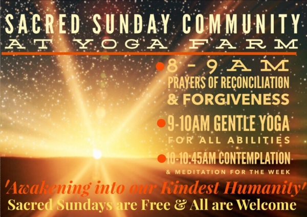 Sacred Sunday Community
