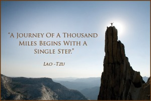 A-journey-of-a-thousand-miles-begins-with-a-singl-step
