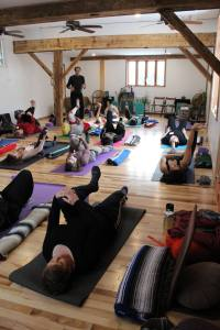 yoga class gratitude retreat5